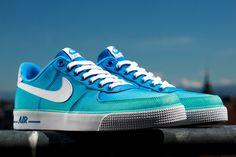 NIKE AIR FORCE 1 AC BR QS (POLARIZED BLUE) | Sneaker Freaker