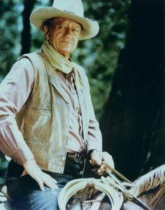 John Wayne, love him & his movies!