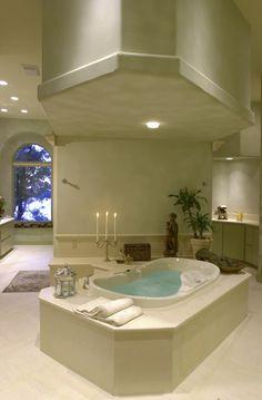 ♂ Luxury unique, neutral bathroom interior design