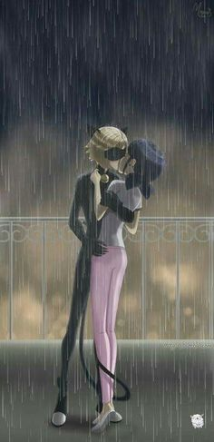 If in season 2. Adrien tells marinette that he loves someone else and if ladybuck tells chat noir that she loves someone one else. And then they would fall in love. That would be so awesomrrre