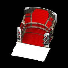 Image 1 of 34 from gallery of New Marlowe Theatre / Keith Williams Architects. Courtesy of keith williams architects Concept Board Architecture, Auditorium Architecture, Theatre, Gallery, Architects, Black Box, Typo, Design, Diagram