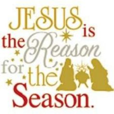 Yes! he is the reason! His birth, his mission, was to Atone for our sins, and because of him, we are redeemed.