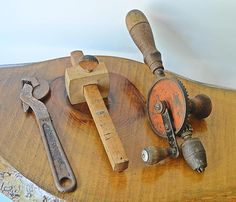 Antique Tools, Old Tools, Vintage Tools, Marking Gauge, Stanley Tools, Christmas Gifts For Him, Taylormade, Makers Mark, Tool Box