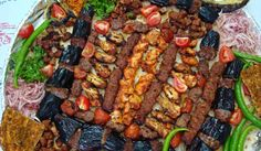 Turkish kebab, the real deal.