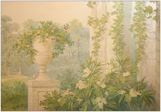 Художественная роспись стен | TM-TSVET | Flickr