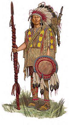 Sioux Lakota Midwest