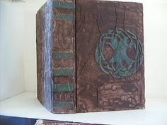 Witch's Spell Book Craft