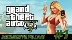 Momente amuzante de pe live GTA5