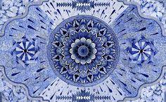 Unbelievable Carpet Drawings With Ballpoint Pens by Jonathan Bréchignac