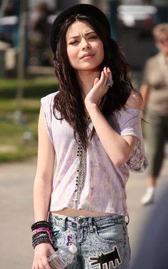 Cuteness; Miranda Cosgrove.