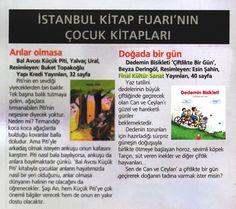 """Dedemin Bisikleti: Çiftlikte Bir Gün (Beyza Deringöl) - Akşam Gazetesi, """"İstanbul Kitap Fuarı'nın Çocuk Kitapları"""" // KİTABI İNCELEMEK İÇİN RESME TIKLAYIN :)"""