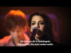 In der Wüste - Desert Song Hillsong in German (Deutsch) - YouTube