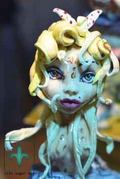 crinsugar.art - Cake by Crin sugarart