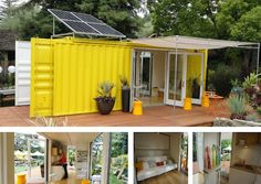 The premade container home maker Cargotecture now offers a prefab home that is a perfect way to downsize yet retain the comforts of living…