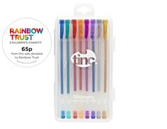 The Glitterarty gel pens will add a bit of sparkle to any work load! Their fruity scent will be the cherry on top. Make your work come alive with these Tinctastic pens!  #tinc #gel #glitter #stationery #scented #inspiration  Check them out: https://www.tinc.uk.com/products/scented-glitterarty-gel-pens-multi/