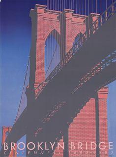Oren Sherman- Brooklyn Bridge Centennial