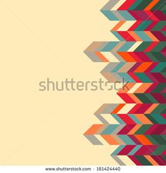 Abstract, geometric background, colorful, spectrum
