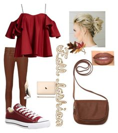 """Untitled #50"" by eliseisnotlit on Polyvore featuring rag & bone, Anna October, Converse, Aéropostale, Anne Klein and Kylie Cosmetics"