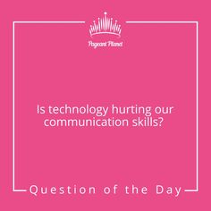 Good Morning ✨ Here is your Answer our daily question for some fun interview practice! Are you getting the daily straight to your inbox each morning? Beauty Pageant Questions, Pageant Interview Questions, Pageant Tips, Beauty Queen Tips, Beauty Queens, Miss Florida, Florida Usa, Miss Alabama Usa, Question Of The Day