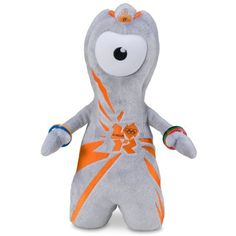 Quality Honest Boxed Official Product Of London 2012 Collector Series Wenlock Olympic Mascot Superior In