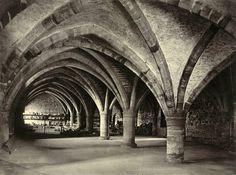 11C Durham Castle Crypt, Durham, England