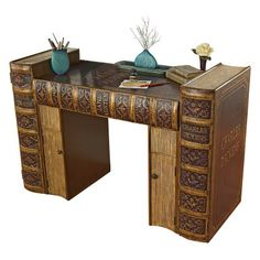 Looking for Design Toscano Literary Volumes Writing Desk, color ? Check out our picks for the Design Toscano Literary Volumes Writing Desk, color from the popular stores - all in one. Book Furniture, Furniture Design, Corner Furniture, Dream Furniture, Furniture Websites, Furniture Outlet, Furniture Stores, Discount Furniture, Office Furniture