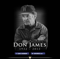 In Memory of Don James