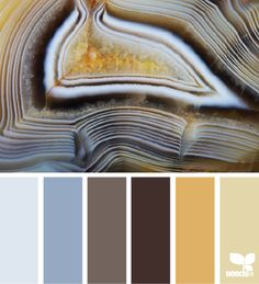 either 3rd or last for wall geode tones - design seeds