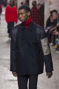 Dries Van Noten, Outono/ Inverno 2017, Paris, Menswear
