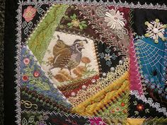 """Allie's in Stitches: Gerlinde Hruzek's """"All Creatures Large and Small"""".  """"Mostly handmade!"""""""