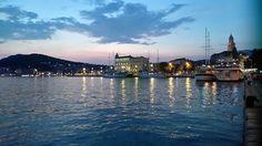 TGM for Split Dalmatia Croatia: Night