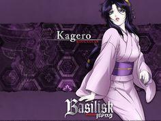 Kagerou - Kouga Clan - Basilisk