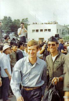 POW's March, 1973....