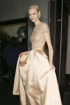 Elie Saab Haute Couture Spring 2013 * Backstage
