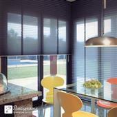 Plisadas Blinds, Conference Room, Windows, Curtains, Outdoor Decor, Table, Design, Furniture, Home Decor
