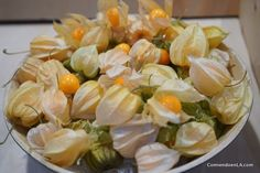 Uchuvas #frutas