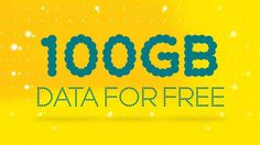 Get 201GB of EE 4G Data for just £10