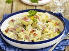 Τορτελίνια φούρνου με κολοκυθάκια |Infokids.gr