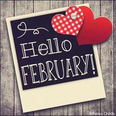 Hello February <3
