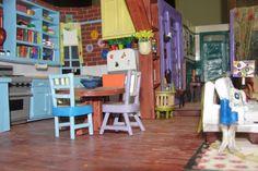 La casa di #Friends? Di cartapesta! #design #art @alessiahills http://bit.ly/1zu6Dyu