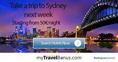 Travel Around The World, Around The Worlds, Next Week, Sydney Harbour Bridge, Plan Your Trip, How To Plan, Night, City, Book