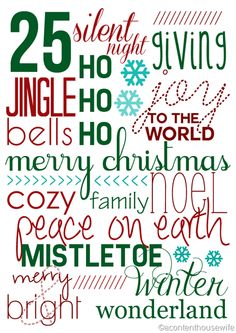 Well hey there, December! I think I'll just cut to the chase and say I'm glad you're here by sharing a free Christmas printable created by yours truly! >>go here to download your free Christmas printable!<< Today we are oot and aboot with Mitch's family to get some Christmas shopping done! I'll be exhausted tomorrow …