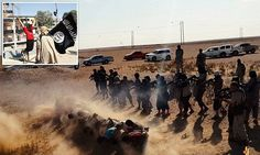 Horrific new photographs of ISIS atrocities AND... do you think it won't come to America and our children?