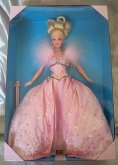 """Pink Ice Barbie 1996 ~ Toys """"R"""" Us Exclusive"""