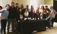 Felicidades a este increíble grupo de  alumnos que cursaron este sábado el Nivel 1 de la @wsetglobal ! Esperamos que les haya ido excelente en el examen y todos reciban su certificado de esta prestigiosa institución.  Desde ya los invitamos a seguir con los Niveles 2 y 3 del Wset y con los otros interesantes cursos que ofrecemos en de The Wine Schoool Chile.   Fueron un excelente grupo y lo pasamos de lujo! Nos vemos pronto!  #cursos #vino #wset #chile #nivel1 #cata