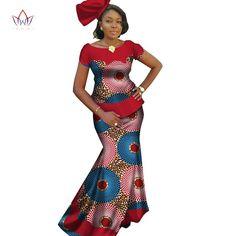 African Skirt Set For Women Dashiki Plus size New Style,African Dresses For Women African Print Long Dresses Dashiki Dress,African party dress , African clothing, Ankara skirt and blouse