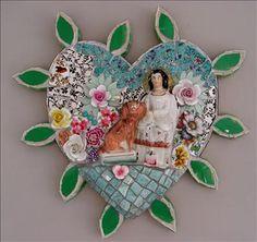 Rah Rivers Ceramic Collage