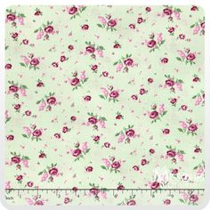 Billet Doux - Rosebud Spruce Yardage from Missouri Star Quilt Co