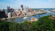 Pittsburgh from Mt.Washington lookout | Flickr - Photo Sharing!
