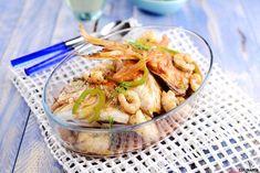 """Pargo à pescado, é fácil de preparar e vai saber-lhe """"pela vida"""" :) Bom apetite !"""